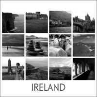 Ireland Collage by LunaFeles