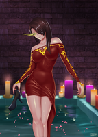 Cinder After Dark by jay156