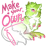 ~Make Your Own Tufty Trex CONTEST (CLOSED+judging) by bricu