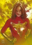 Phoenix - Sketch Card by JeffLafferty