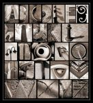 The Alphabet by abbarich