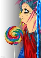 lollipop by m4luka