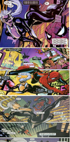spider-man  and black cat's thought by 100hypersonic