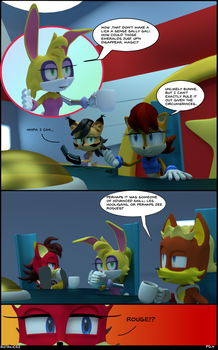 Fiona Fox in:Immortal Chaos Page 4 by Rotalice2
