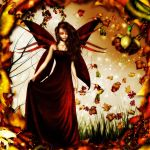 Fall Fairy 02 by Chris10