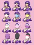 Nozomi Gagged and Hooded by jam-orbital
