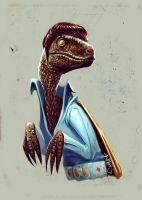 ELVIS RAPTOR by quick2004