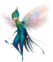 Tooth Fairy. -Rise of the guardians. by SirKannario
