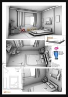 my room by ikil