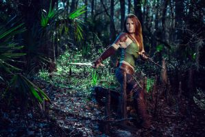 Silent Wanderer by PinkJusticeCosplay