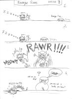 Revenge Scare by UnknownSoulCollector