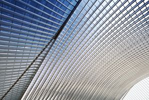 Arched - Liege-Guillemins VIII by ThomasHabets