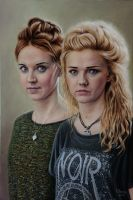 Sisters by vicharris