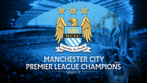 Manchester City - Premier League Champions by seloyxx