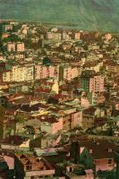 and city by paradoxeed
