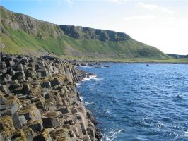 Giants Causeway - Ireland 4 by MisterIngo
