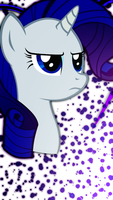 iPhone 5 Rarity Wallpaper by Game-BeatX14