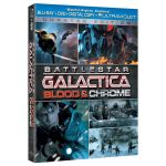 BSG: Blood and Chrome DVD by Casperium