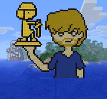 PewDiePie+Stephano by Typurr
