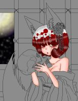 night at the spa wip by anakichi