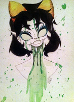 Bloody Nepeta by MiseryGk
