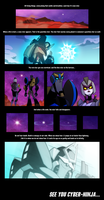 TFA Origins: Prowl - Blue by greenleafcm