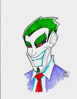 Joker by CHiCOwasHERE