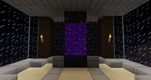 Nether Portal Tower by BlockheadGaming