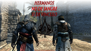 AC Revelations - Brothers in Bound by josetemg