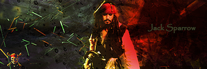 Jack Sparrow by alxmm1