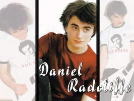 Daniel Radcliffe Wallpaper by Shiningneko