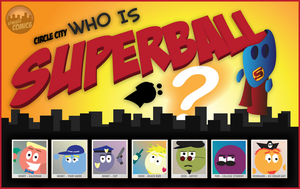 WHO IS SUPERBALL? by simpleCOMICS