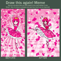 Draw This Again- Prima Clara by chaosisters147