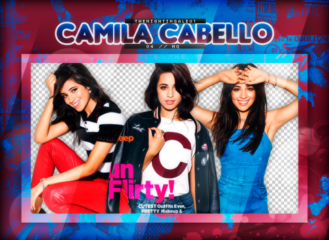 Camila Cabello - Pack Png #O3 by TheNightingale01
