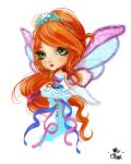 Winx Club - Bloom Harmonix Chibi by We-Chibi