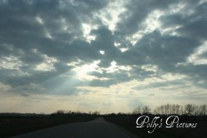 Sun Rays by Amb08
