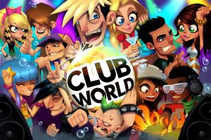 Club World Goes Live by frogbillgo