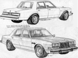 1986 Fury Cruiser - Basic by formula-s