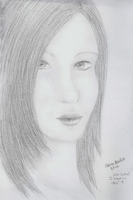 'Gray' - Realism Practice by Aroselia