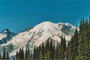 Mt. Rainier 2 by LA-Wastler