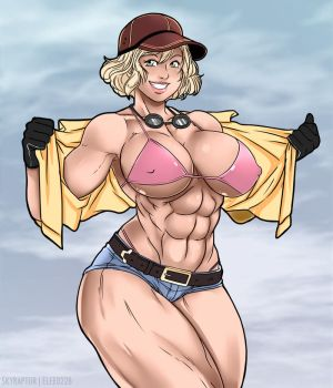 Cindy Color by elee0228 by skyraptor