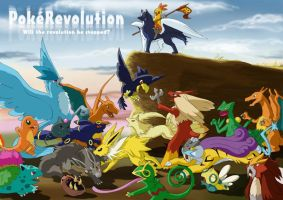 PokeRevolution by akelataka