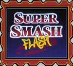 Super Smash Flash Fan Stamp by KambalPinoy