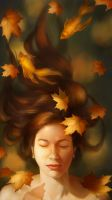 Dreaming Autumn by schattenlos