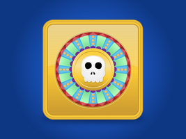 Skull Icon by Khorin