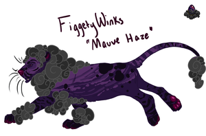 Pixelegg Mauve Haze for FiggetyWinks by Aekaitz