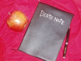 Death Note by McLeea