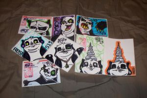 Sticker Lot 5 by FROST513