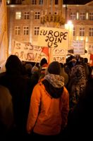Anti ACTA protest - Wroclaw 4 by DamianMekal