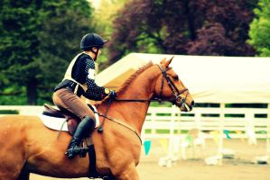 Eventing 04 by CoraPhotography
